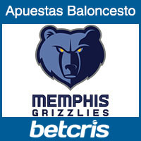 Probabilidades de Apuestas para los Memphis Grizzlies en el Baloncesto de la NBA