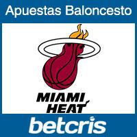 Apuestas en los Miami Heat - Baloncesto de la NBA