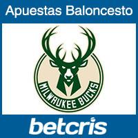 Apuestas en los Milwaukee Bucks - Baloncesto de la NBA