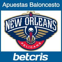 Apuestas en los New Orleans Pelicans - Baloncesto de la NBA