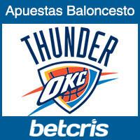 Apuestas en los Oklahoma City Thunder - Baloncesto de la NBA