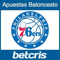 Apuestas en los Philadelphia 76ers - Baloncesto de la NBA