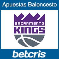 Apuestas en los Sacramento Kings - Baloncesto de la NBA