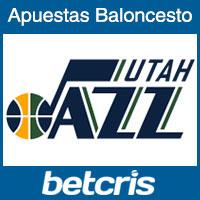 Probabilidades de Apuestas para los Jazz de Utah
