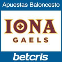 Baloncesto NCAA - Iona Gaels