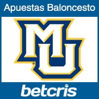 Baloncesto NCAA - Marquette Golden Eagles