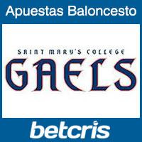 Baloncesto NCAA - Saint Marys Gaels