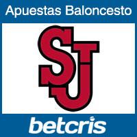 Baloncesto NCAA - St Johns Red Storm