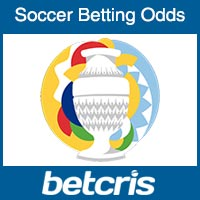 Bet on Copa America Betting Odds