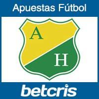 Apuestas Primera A - Atlético Huila
