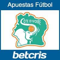 Seleccion de Costa de Marfil en la Copa Mundial