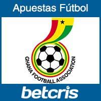 Seleccion de Ghana en la Copa Mundial