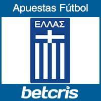 Seleccion de Grecia en la Copa Mundial