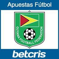 Seleccion de Guyana en la Copa de Oro
