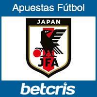 Seleccion de Japón en la Copa Mundial