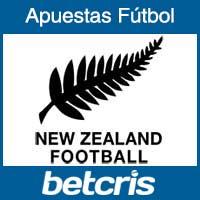 Seleccion de Nueva Zelanda en la Copa Mundial
