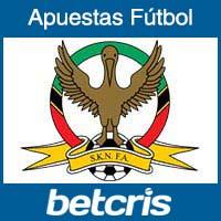 Seleccion de San Cristobal y Nieves en la Copa Mundial