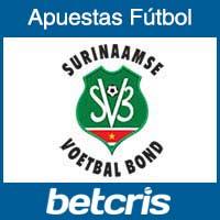Seleccion de Surinam en la Copa Mundial
