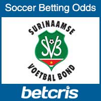 Suriname Soccer Betting