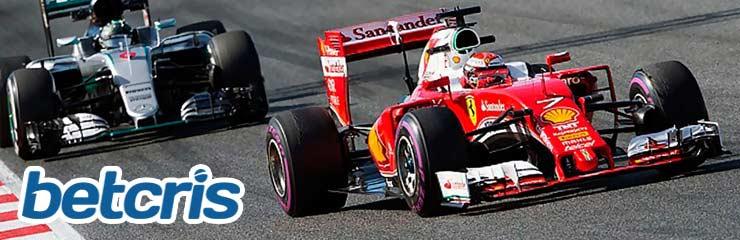 Apuestas de Formula 1 - Apuestas Deportivas