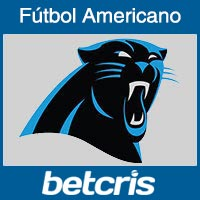 Apuestas Carolina Panthers - Futbol Americano NFL
