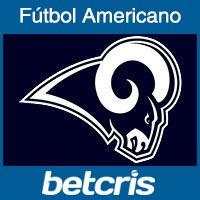 Apuestas Los Angeles Rams - Futbol Americano NFL