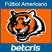 Apuestas Cincinnati Bengals - Futbol Americano NFL