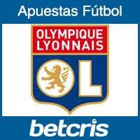 Apuestas Ligue 1 - Olympique de Lyon