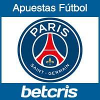 Apuestas Ligue 1 - Paris Saint Germain FC
