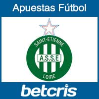 Apuestas Ligue 1 - AS Saint Etienne