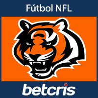 Apuestas en los Cincinnati Bengals