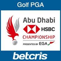 Abu Dhabi Golf Championship Betting Odds