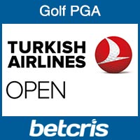 Turkish Airlines Open Betting Odds