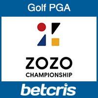 Zozo Championship Betting Odds