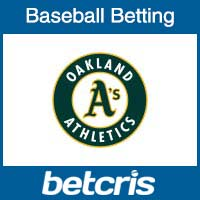 Oakland Athletics Betting Odds
