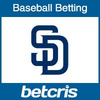 San Diego Padres Betting Odds