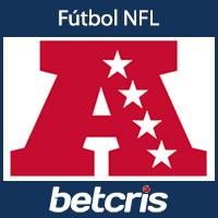 Apuestas en Linea en NFL en BetCRIS.com