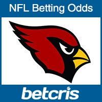 Arizona Cardinals Betting Odds