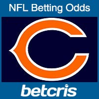 Chicago Bears Betting Odds