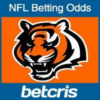 Cincinnati Bengals Betting Odds