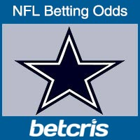 Dallas Cowboys Betting Odds