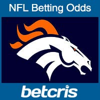 Denver Broncos Betting Odds
