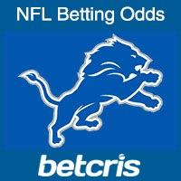 Detroit Lions Betting Odds