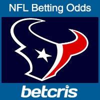 Houston Texans Betting Odds