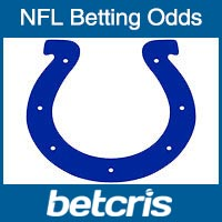 Indianapolis Colts Betting Odds