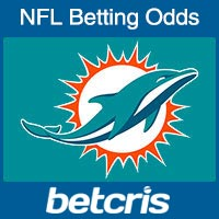 Miami Dolphins Betting Odds