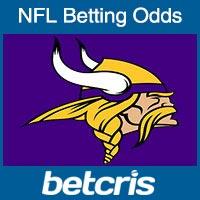 Minnesota Vikings Betting Odds