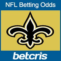 New Orleans Saints Betting Odds