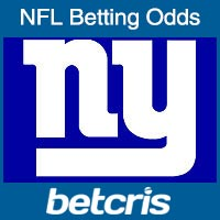 New York Giants Betting Odds