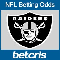 Oakland Raiders Betting Odds